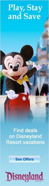 Disneyland Resort Special Offers