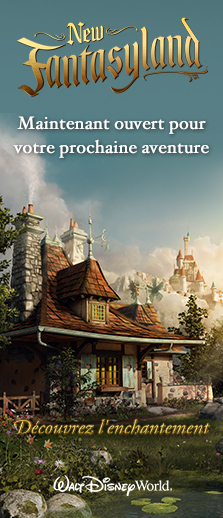 Dcouvrez le nouveau Fantasyland